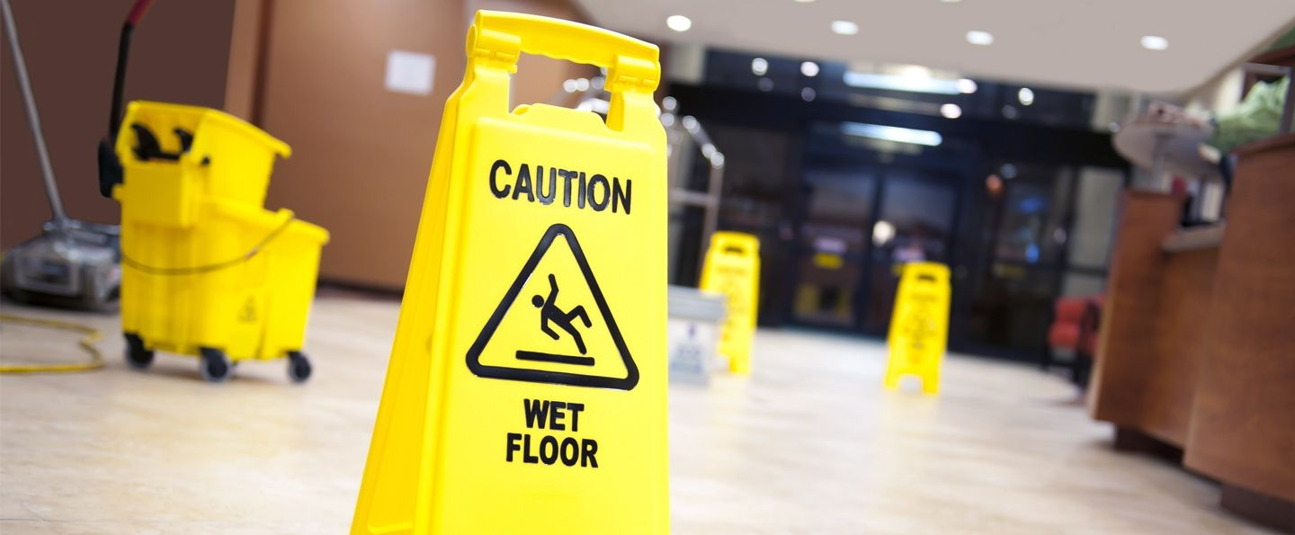 Janitorial 'A' Boards