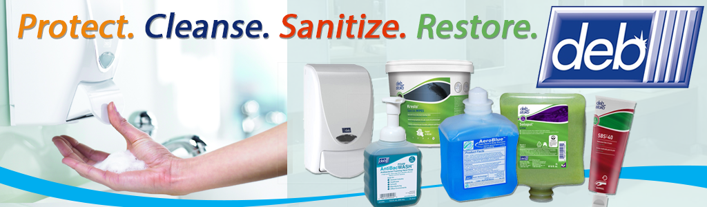 Sanitiser & Cream Dispensers