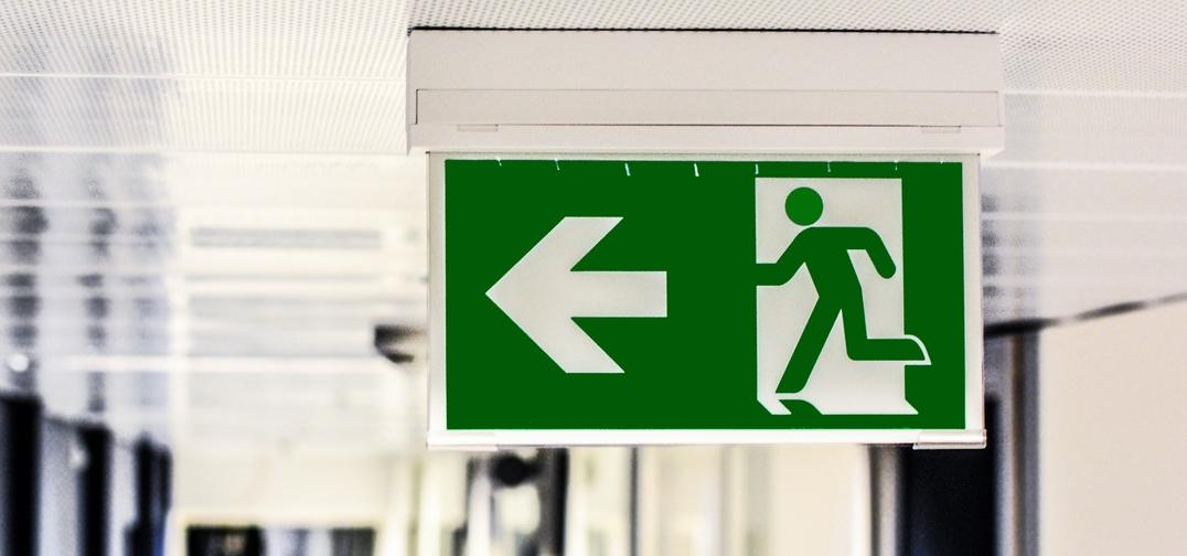 Fire Exit & Fire Door
