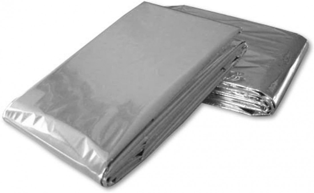 The History Of The Foil Blanket
