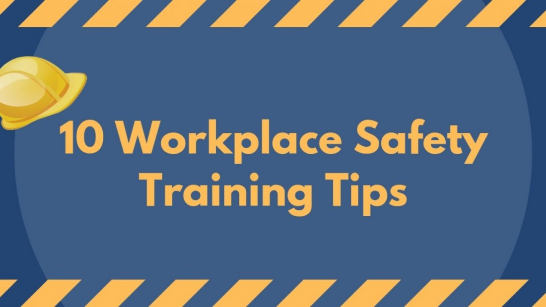 The Best Of The Workplace Safety Tips
