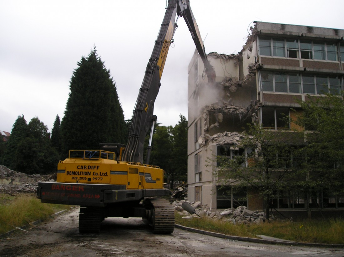 Demolition Dismantling And Structural Alteration