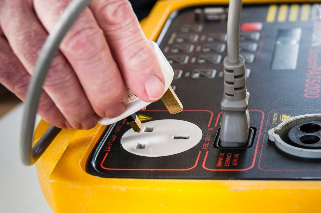 PAT Testing...Shocking! News For Business Owners
