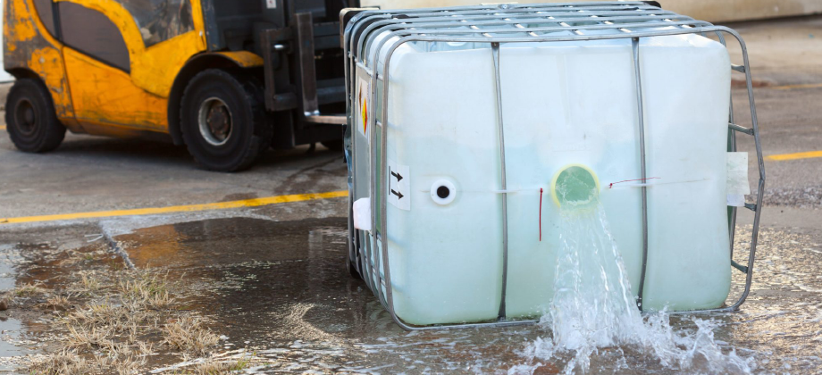 Cleaning Up Your Chemical Spill...The Best Guide