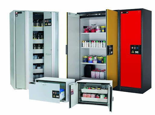 Safety Storage Cabinets And Why You Need Them