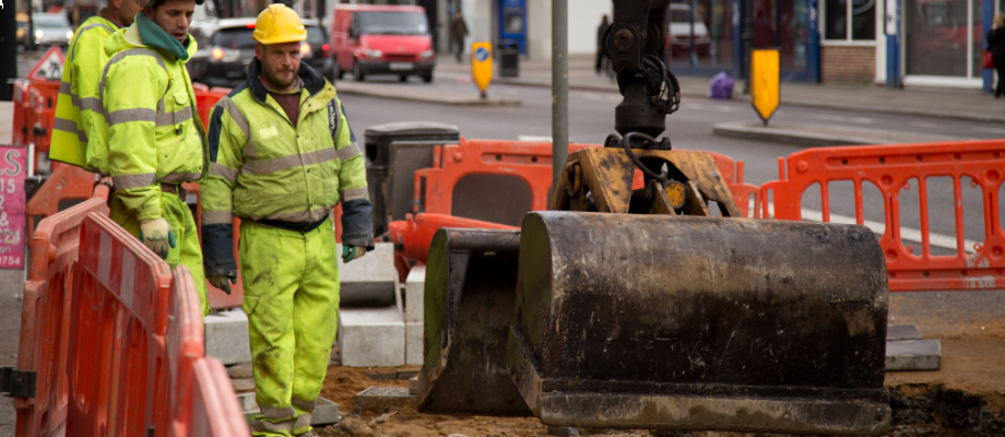Carrying Out Works In Public Areas Guidance