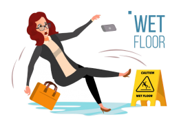 Avoiding Slips And Trips Within The Workplace