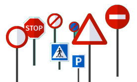 Why traffic signs?